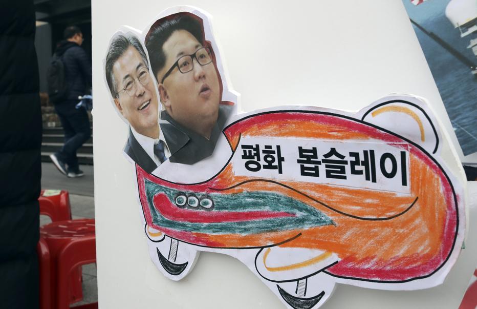 Corea del Nord e Corea del Sud insieme alle Olimpiadi